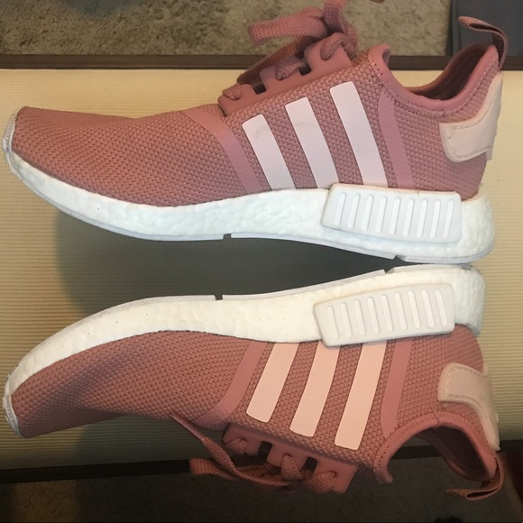 32d87e325 adidas Shoes - Adidas NMD R1 Pink Salmon Rose Boost Yeezy Shoes